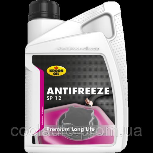 Антифриз Kroon Oil Antifreeze SP 12 5л