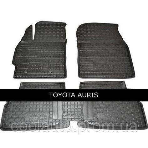 Коврики в салон Avto Gumm 11408 для Toyota Auris 2013-, фото 2