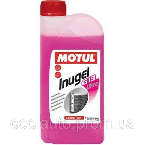 Антифриз Motul Inugel G13 Ultra 1л, фото 2