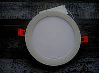Светодиодный встраиваемый светильник (даунлайт) LEO-15, 15W 4000K