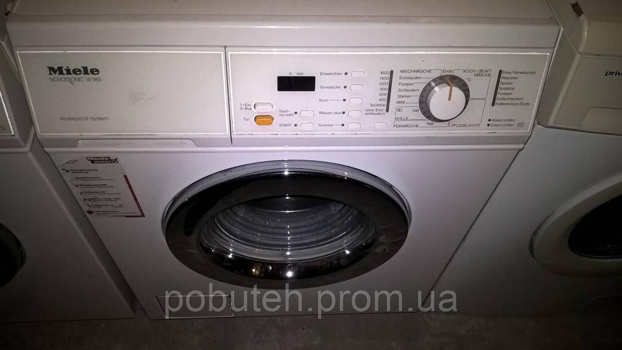 Пральна машина Miele Novotronic W 985