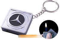 Зажигалка карманна-брелок квадрат BMW №2312-3 SO