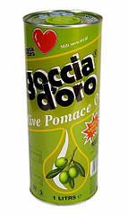 Оливковое масло Goccia D'oro 1л Италия