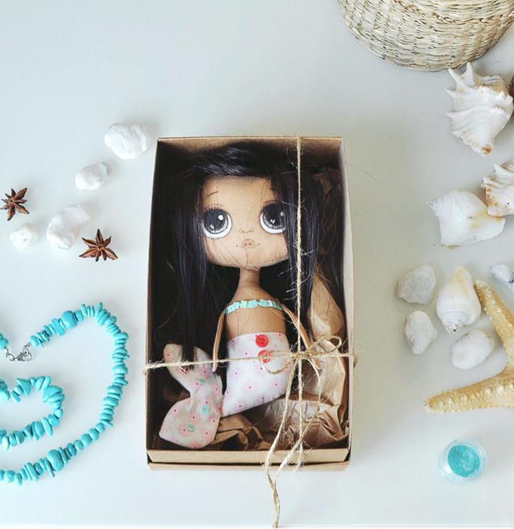 Коробки для кукол ручной работы