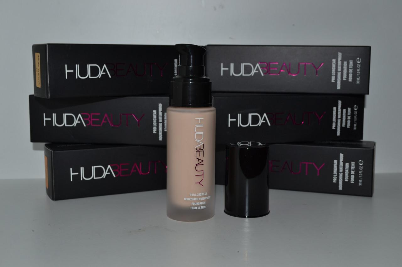Huda Beauty Pro Longwer Nourishing тональный крем