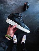 Мужские Кроссовки Nike Lab Air Force 1 Mid Black