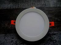 Светодиодный встраиваемый светильник (даунлайт) LEO-12, 12W 4000K