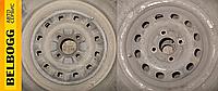 Диск колеса стальной R13 108 (10.8 см) б\у