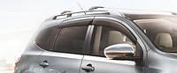 Дефлекторы окон Nissan Qashqai+2 2008-13 Новые Оригинальные