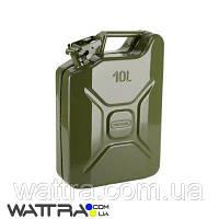 ⭐ Канистра металлическая 10  литров (ТМ Сталь)