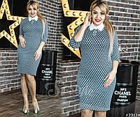 Обворожительное платье-футляр для бизнес леди Код:528545701