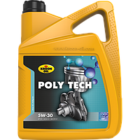 Моторное масло Kroon Oil Poly Tech 5W-30 5л