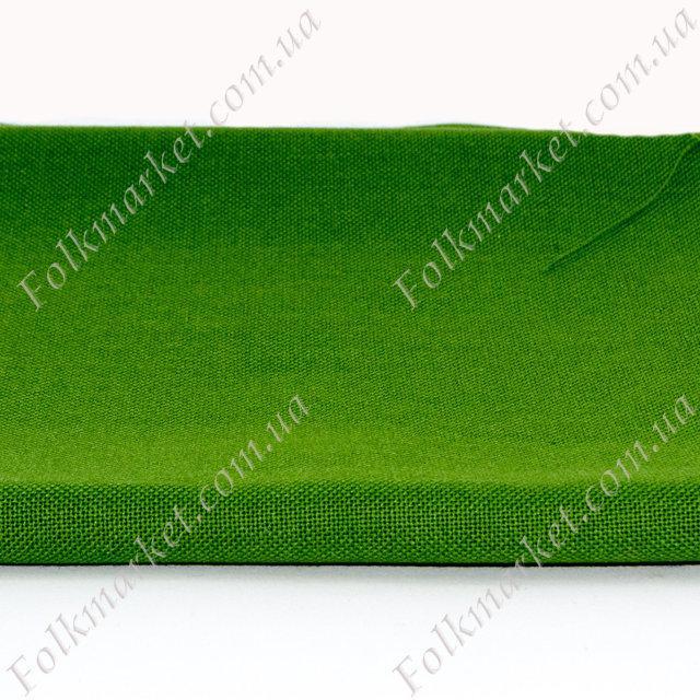 Ткань для платья Оникс зеленый ТПК-190 3/57