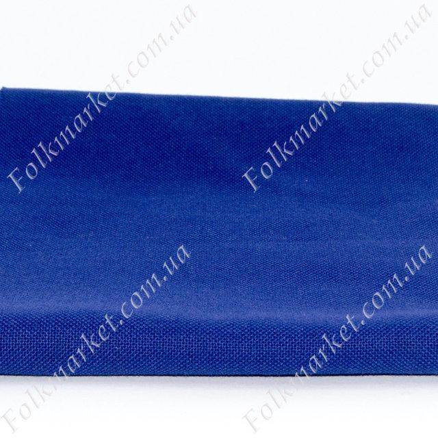 Ткань для рубашек Оникс синий ТПК-190 3/58