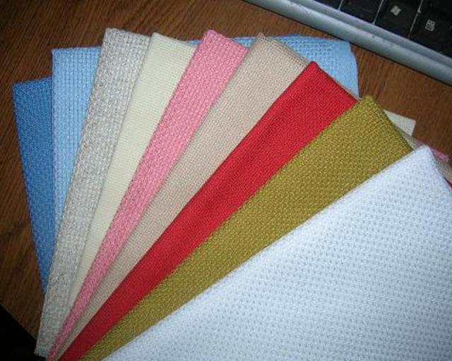 Ткань для вышивания (Беларусь, Германия, Франция)