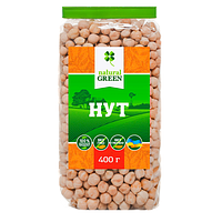 Нут, NATURAL GREEN, 400 гр