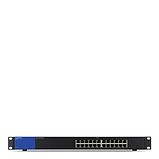 Коммутатор Linksys LGS124, 24 гигабитных порта (LGS124-EU), фото 2