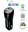 Автомобильное зарядное устройство Promate Vivid Black, фото 2
