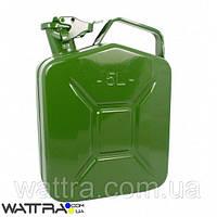 Канистра металлическая 5 литров (ТМ Сталь)