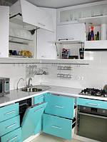 Кухня на заказ BLUM-046 краска по RAL каталогу