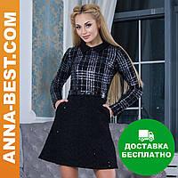 """Короткое молодежное платье """"Миранда"""""""