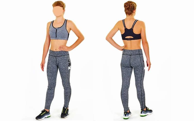 Топ для фитнеса и йоги VSX CO-6415-2