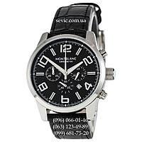 Часы наручные Montblanc TimeWalker Quartz Black-Silver-Black (реплика)