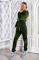 Спортивный костюм тёплый р-ры 42-46, фото 1