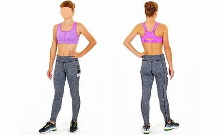Топ для фітнесу і йоги VSX CO-6415-4, фото 2