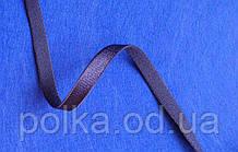Бретель резинка синяя, ширина 1см, цвет синий (Турция)