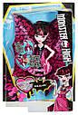 Кукла Монстер Хай Дракулаура с крыльями Летучая мышь Monster High Ghoul-to-Bat Transformation Draculaura DNX65, фото 9