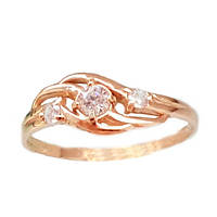 Золотые кольца 585 в Украине. Сравнить цены 1d29e71b43fd8