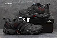 Чоловічі зимові  кросівки  Adidas AX2 (3541) чорні
