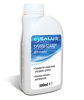 Salus LX1 - предохраняющая жидкость для отопительных систем