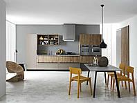 Кухня на заказ BLUM-050 краска по RAL каталогу, фото 1