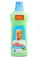 Моющее средство для пола и стен Mr. Proper 750 мл. (в ассортименте)