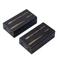 HDMI удлинитель по RJ45 витой паре, активный до 60м