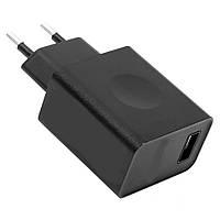 Зарядка сетевая LENOVO  3,1А Адаптер с USB кабелем MicroUSB (черный)