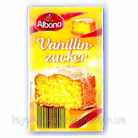 Ванильный сахар Albona Vanillin-zucker 8г х 15 шт. (Польша)