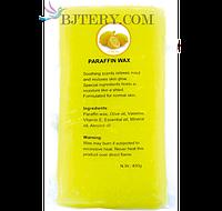 Парафин косметический в пластинах лимон 450 грамм