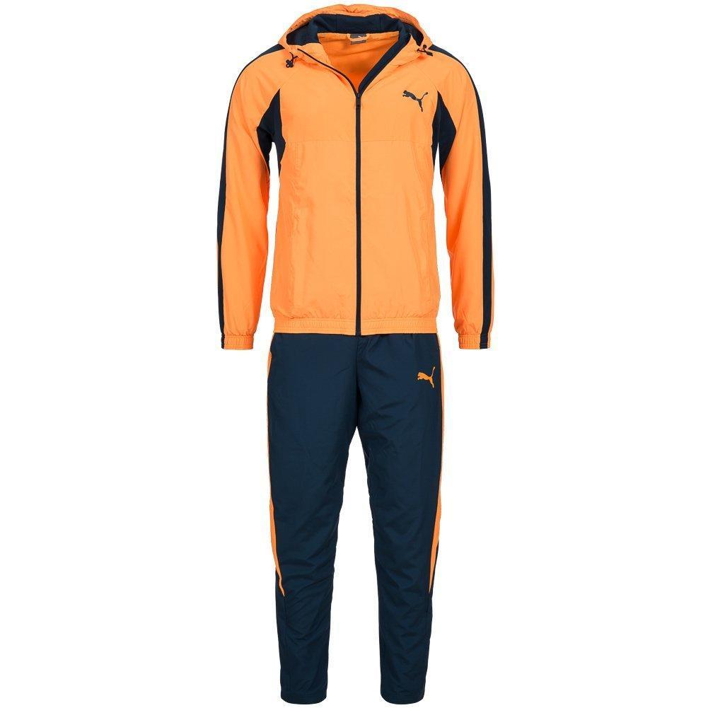 dc11ce62 Костюм спортивный мужской Puma Mens Tracksuit Active HD Woven Suit  Tracksuit 836512 12 пума