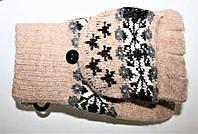Перчатка женская Ангора №7173 (уп. 12 шт.)