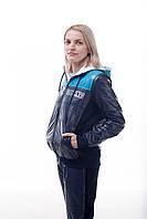 Женская демисезонная куртка на меху