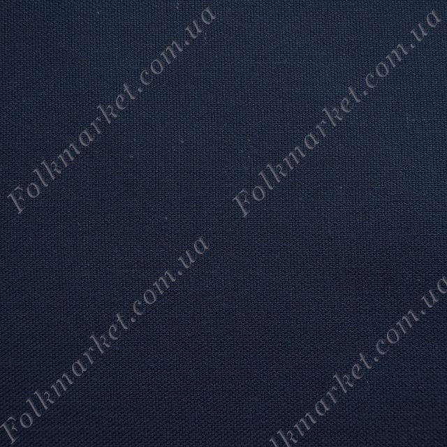 Темно-синяя ткань для костюмов Лана ТП-152 1/13