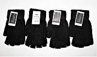 Перчатка мужская без пальцев №8082 (уп. 12 шт.)