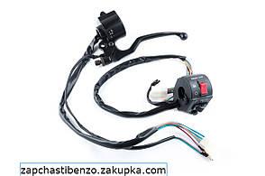 Блоки кнопок руля    Suzuki AX100