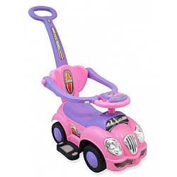Машинка-каталка Alexis-Babymix HZ-558 (pink)