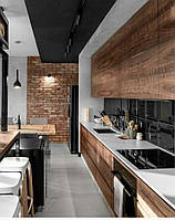 Кухня на заказ BLUM-057 краска по RAL каталогу