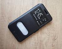 Чехол-книжка Nilkin для телефона Samsung Galaxy J3 (черный)
