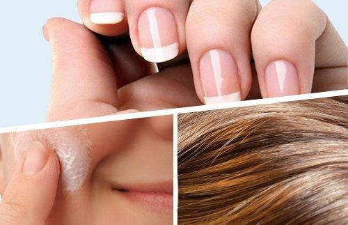 Советы академии дерматологии для здоровья и красоты волос, кожи и ногтей